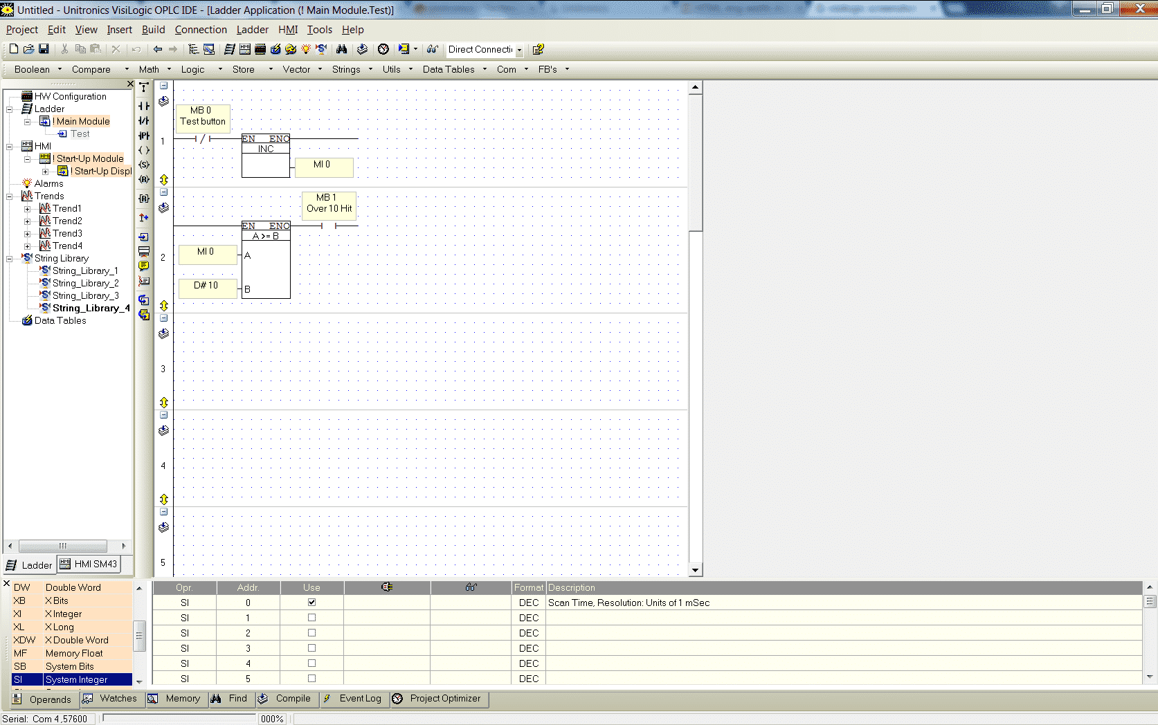 Visilogic screenShot